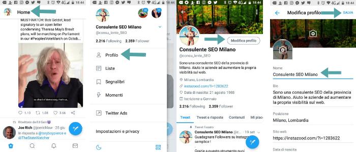 Se ancora non hai capito come cambiare il nickname del tuo profilo Twitter da dispositivo mobile un motivo ci sarà