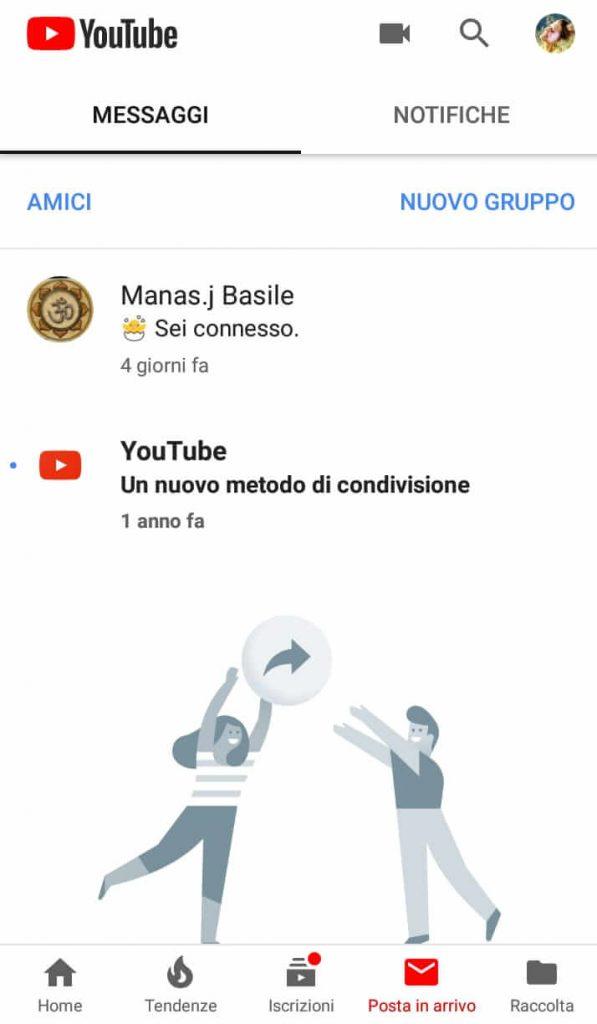 Se ancora non sai come chattare su Youtube tramite mobile leggi questa guida