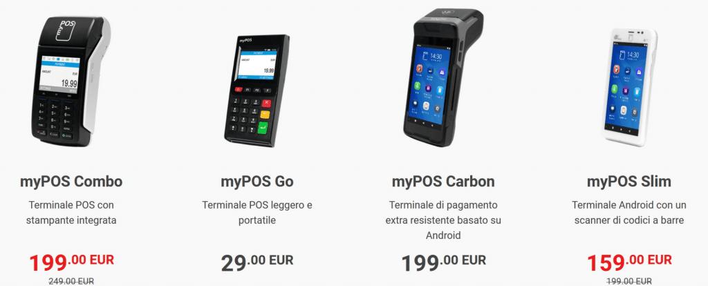 MYPOS Immagini